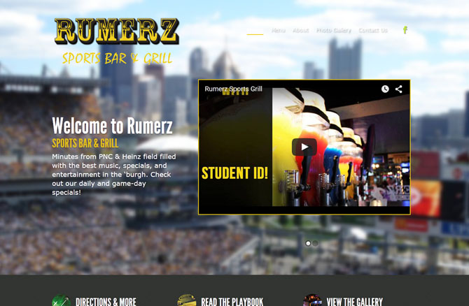 Rumerz Sports Bar thumbnail